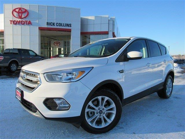2017 Ford Escape SE AWD SE 4dr SUV