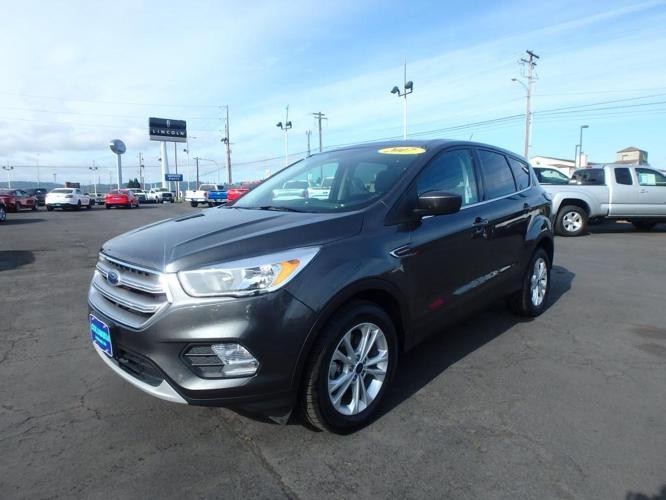 2017 Ford Escape Se Awd Se 4dr Suv For Sale In Longview