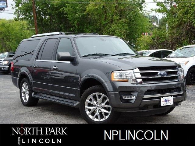2017 ford expedition el limited 4x2 limited 4dr suv for sale in san antonio texas classified. Black Bedroom Furniture Sets. Home Design Ideas