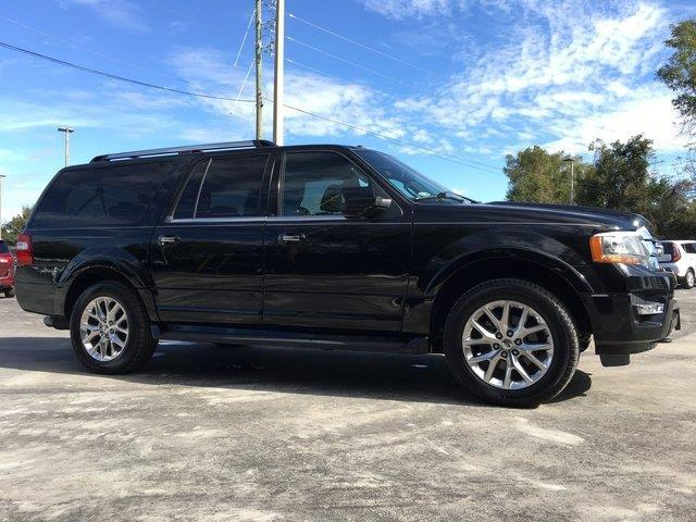 2017 Ford Expedition EL Limited 4x4 Limited 4dr SUV