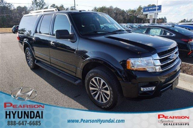 2017 Ford Expedition EL XLT 4x4 XLT 4dr SUV