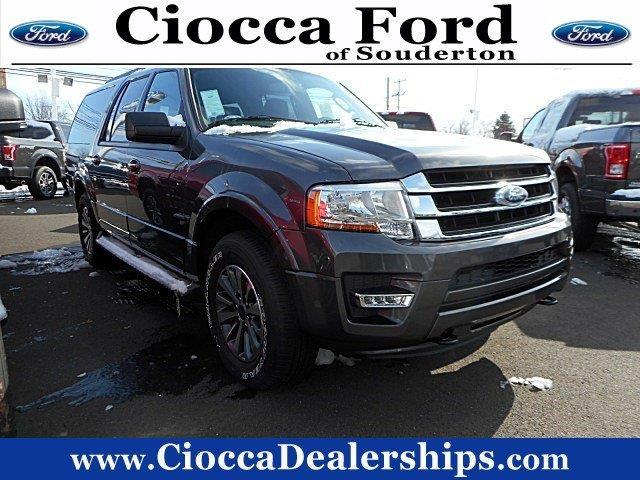 2017 ford expedition el xlt 4x4 xlt 4dr suv for sale in souderton pennsylvania classified. Black Bedroom Furniture Sets. Home Design Ideas
