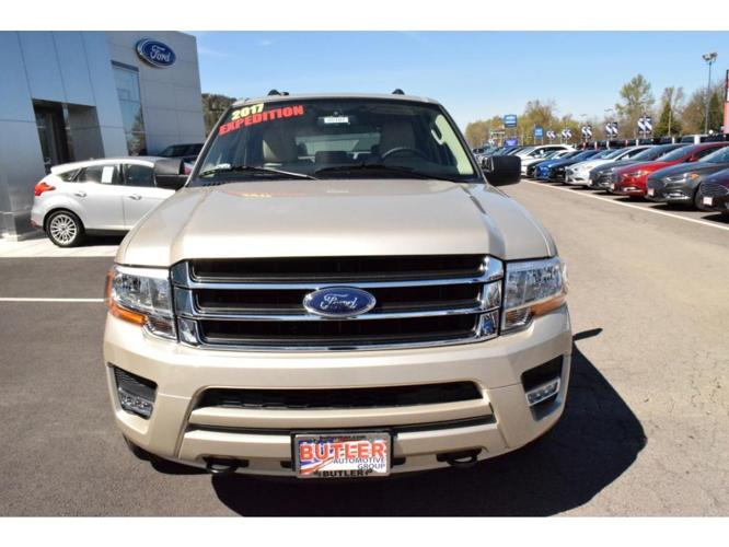 2017 Ford Expedition El Xlt 4x4 Xlt 4dr Suv For Sale In