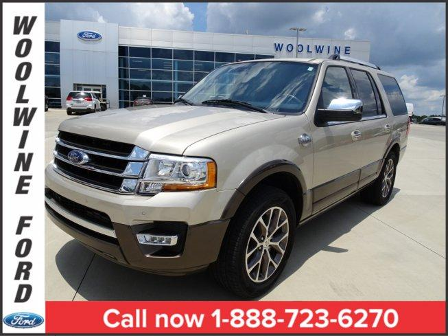 2017 Ford Expedition King Ranch For In Collins Mississippi