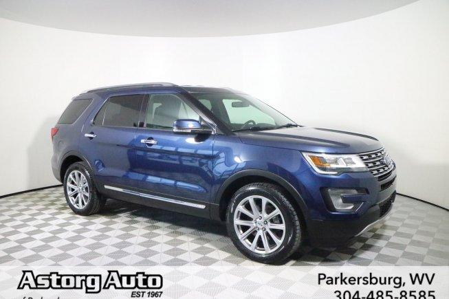 ford explorer wd limited  sale  parkersburg