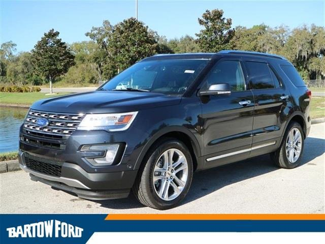 2017 Ford Explorer Limited Limited 4dr SUV