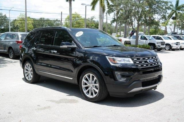 2017 ford explorer limited limited 4dr suv for sale in pompano beach florida classified. Black Bedroom Furniture Sets. Home Design Ideas