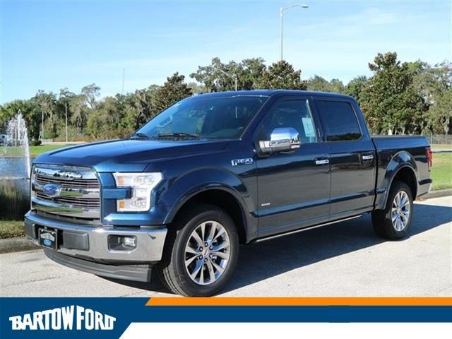 2017 Ford F-150 Lariat 4x2 Lariat 4dr SuperCrew 5.5 ft.