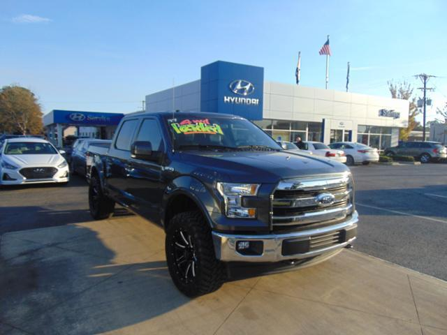 2017 ford f 150 lariat 4x4 lariat 4dr supercrew 5 5 ft sb for sale in lafayette louisiana. Black Bedroom Furniture Sets. Home Design Ideas