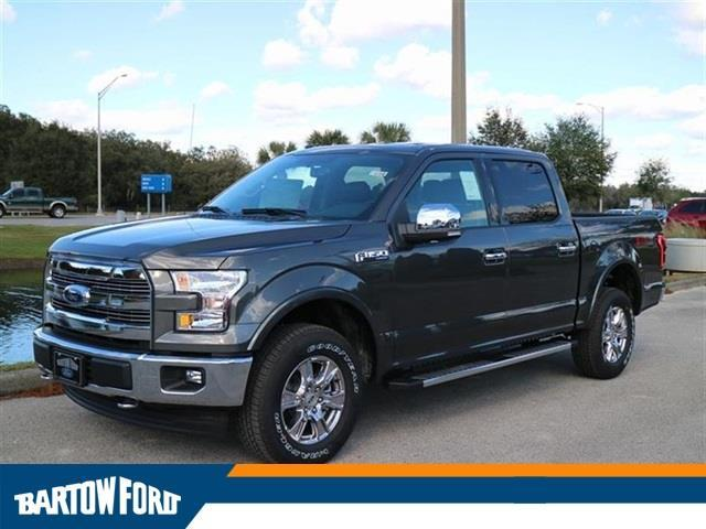 2017 Ford F-150 Lariat 4x4 Lariat 4dr SuperCrew 5.5 ft.