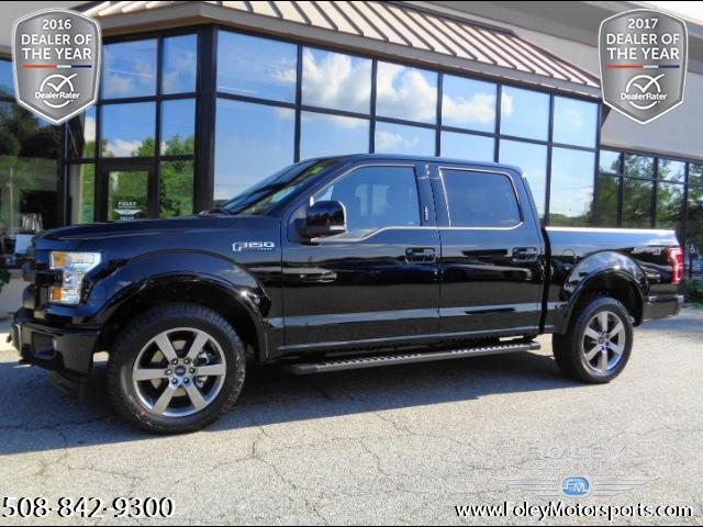 2017 ford f 150 lariat 4x4 lariat 4dr supercrew 5 5 ft sb for sale in edgemere massachusetts. Black Bedroom Furniture Sets. Home Design Ideas