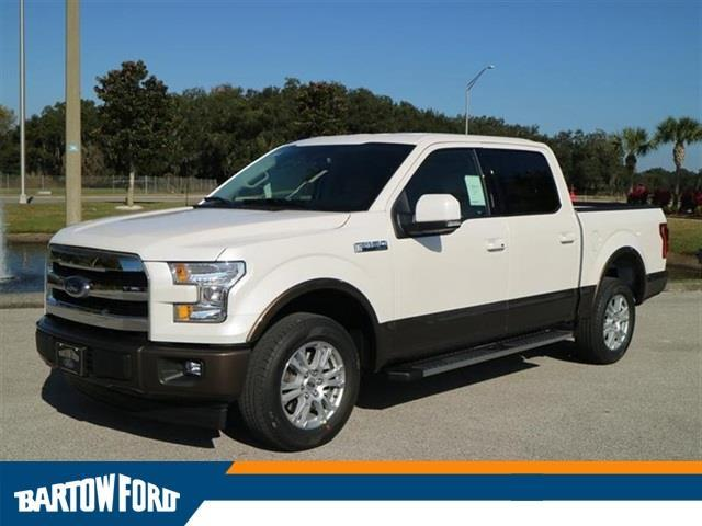 2017 Ford F-150 Platinum 4x2 Platinum 4dr SuperCrew 6.5