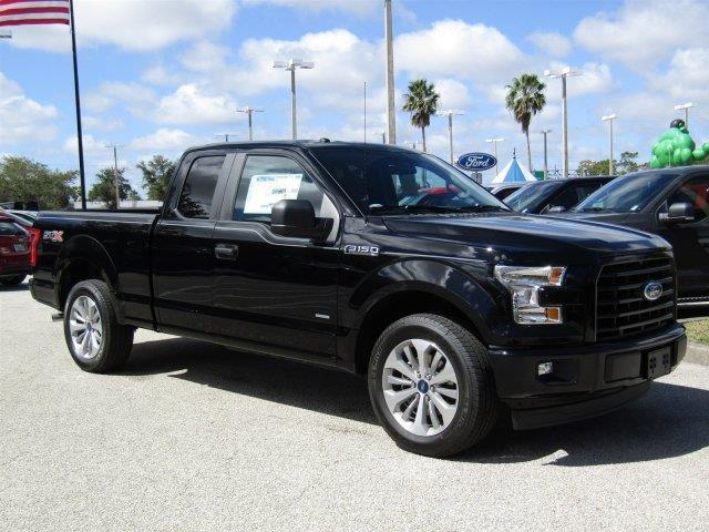 2017 ford f 150 xl 4x2 xl 4dr supercab 6 5 ft sb for sale in melbourne florida classified. Black Bedroom Furniture Sets. Home Design Ideas
