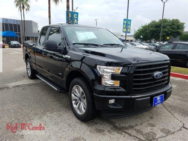2017 ford f 150 xl 4x2 xl 4dr supercab 8 ft lb for sale in san antonio texas classified. Black Bedroom Furniture Sets. Home Design Ideas