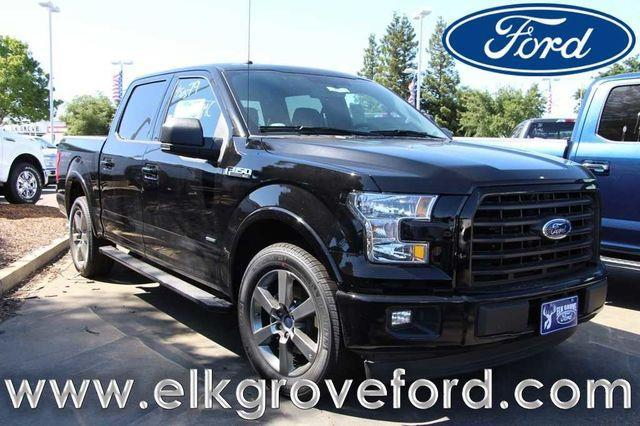 2017 Ford F-150 XL 4x2 XL 4dr SuperCrew 5.5 ft. SB
