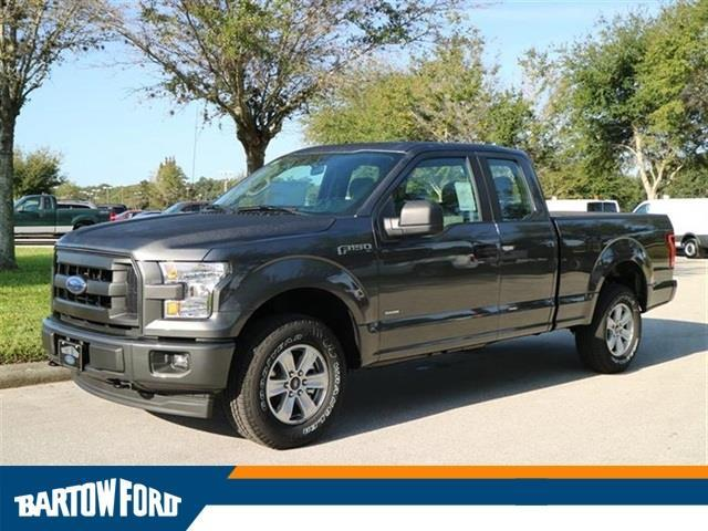 2017 Ford F-150 XL 4x4 XL 4dr SuperCab 6.5 ft. SB