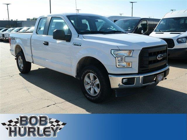 2017 ford f 150 xl 4x4 xl 4dr supercab 8 ft lb for sale in tulsa oklahoma classified. Black Bedroom Furniture Sets. Home Design Ideas