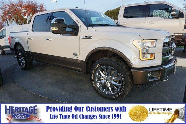 2017 Ford F-150 XL 4x4 XL 4dr SuperCrew 5.5 ft. SB