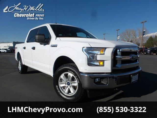 2017 Ford F 150 Xl 4x4 Xl 4dr Supercrew 5 5 Ft Sb For