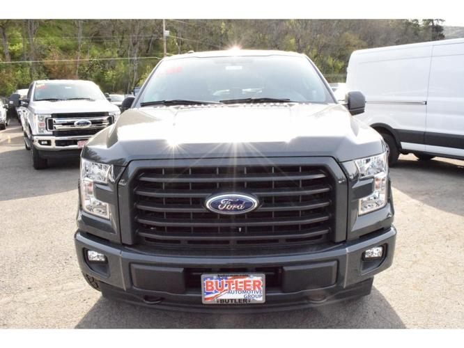 2017 ford f 150 xl 4x4 xl 4dr supercrew 5 5 ft sb for sale in ashland oregon classified. Black Bedroom Furniture Sets. Home Design Ideas