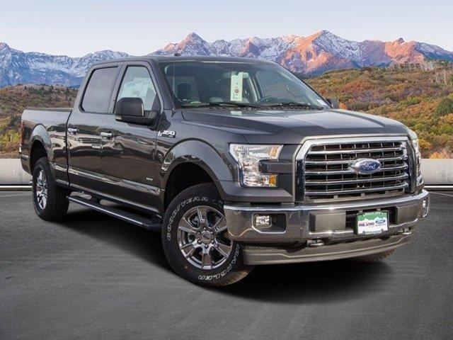 2017 ford f 150 xl 4x4 xl 4dr supercrew 6 5 ft sb for sale in colorado springs colorado. Black Bedroom Furniture Sets. Home Design Ideas