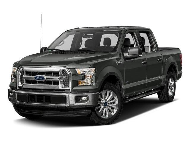 2017 Ford F-150 XLT 4x2 XLT 4dr SuperCrew 5.5 ft. SB