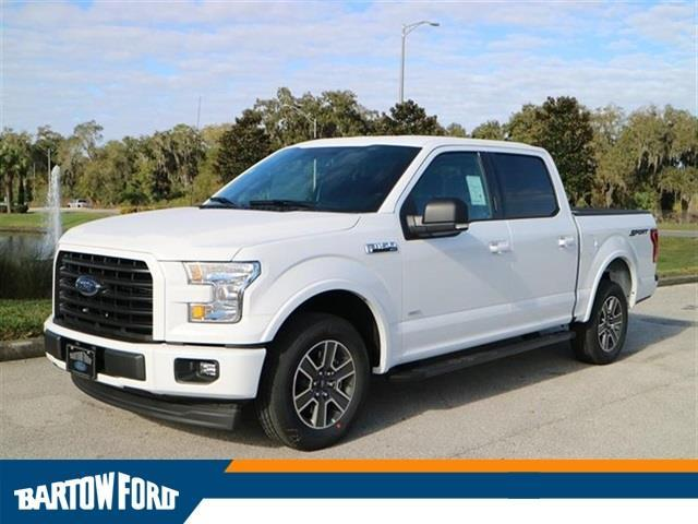 2017 Ford F-150 XLT 4x2 XLT 4dr SuperCrew 6.5 ft. SB