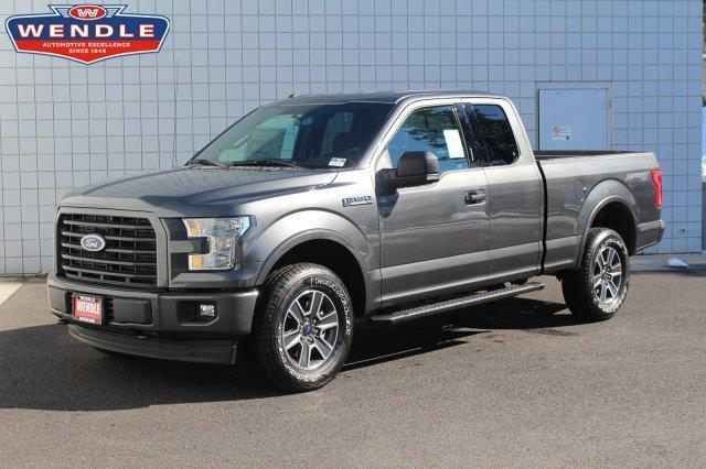 2017 ford f 150 xlt 4x4 xlt 4dr supercab 8 ft lb for sale in spokane washington classified. Black Bedroom Furniture Sets. Home Design Ideas