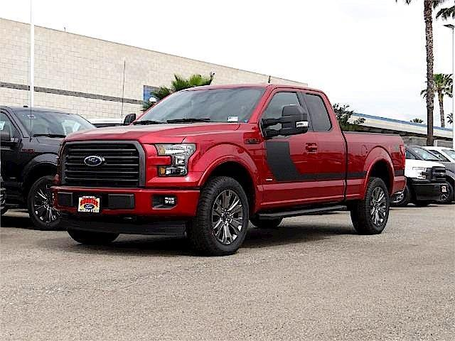 2017 ford f 150 xlt 4x4 xlt 4dr supercab 8 ft lb for sale in fontana california classified. Black Bedroom Furniture Sets. Home Design Ideas