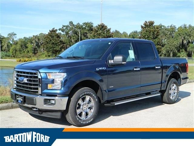2017 Ford F-150 XLT 4x4 XLT 4dr SuperCrew 5.5 ft. SB