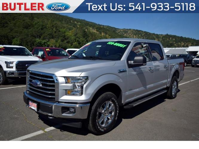 2017 ford f 150 xlt 4x4 xlt 4dr supercrew 5 5 ft sb for sale in ashland oregon classified. Black Bedroom Furniture Sets. Home Design Ideas