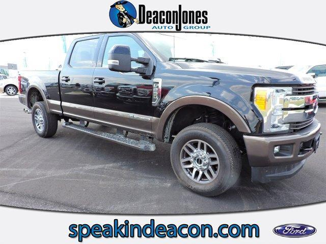 2017 Ford F-250 Super Duty King Ranch 4x4 King Ranch