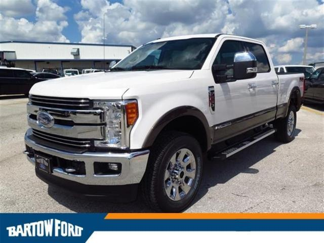 2017 ford f 250 super duty lariat 4x4 lariat 4dr crew cab 6 8 ft sb pickup for sale in bartow. Black Bedroom Furniture Sets. Home Design Ideas