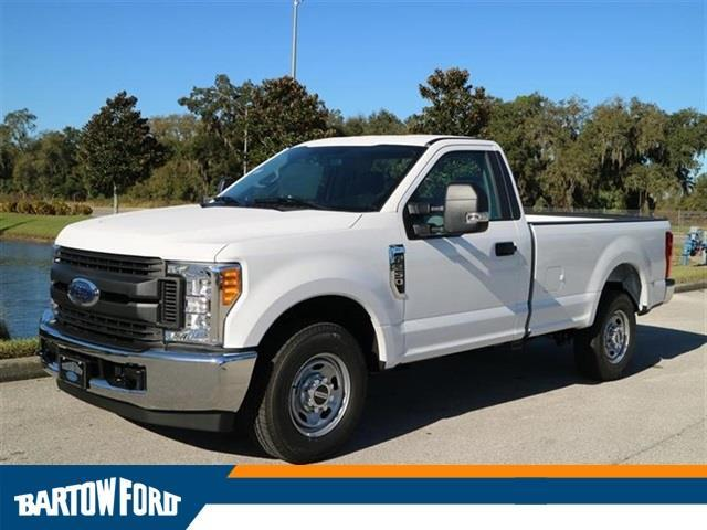 2017 ford f 250 super duty xl 4x2 xl 2dr regular cab 8 ft lb pickup for sale in bartow florida. Black Bedroom Furniture Sets. Home Design Ideas