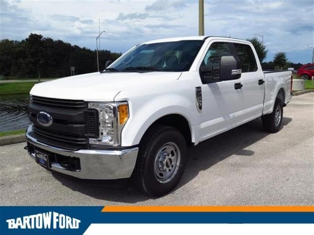 2017 ford f 250 super duty xl 4x2 xl 4dr crew cab 6 8 ft sb pickup for sale in bartow florida. Black Bedroom Furniture Sets. Home Design Ideas