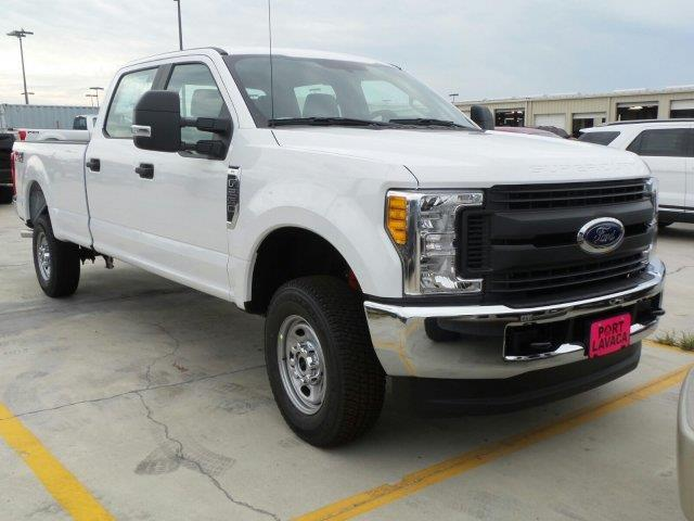 2017 ford f 250 super duty xl 4x4 xl 4dr crew cab 6 8 ft sb pickup for sale in clarks texas. Black Bedroom Furniture Sets. Home Design Ideas