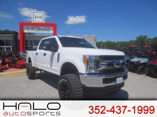 2017 Ford F-250 Super Duty XL 4x4 XL 4dr Crew Cab 8 ft.