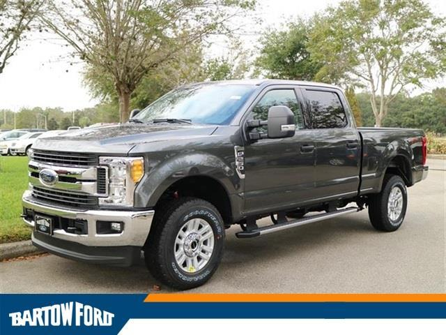 2017 ford f 250 super duty xlt 4x4 xlt 4dr crew cab 6 8 ft sb pickup for sale in bartow. Black Bedroom Furniture Sets. Home Design Ideas
