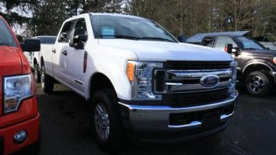 2017 Ford F-350 Super Duty King Ranch 4x4 King Ranch