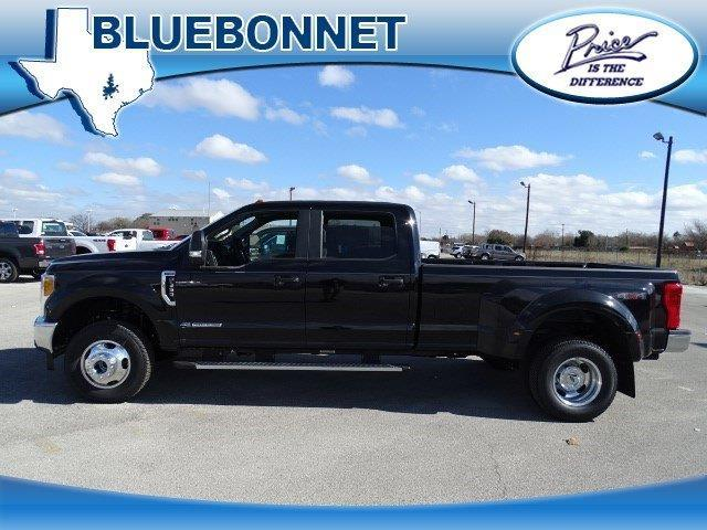 2017 ford f 350 super duty xlt 4x4 xlt 4dr crew cab 8 ft lb drw pickup for sale in canyon lake. Black Bedroom Furniture Sets. Home Design Ideas