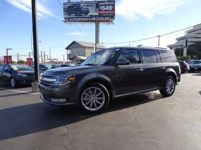 2017 ford flex limited awd limited 4dr crossover for sale in san antonio texas classified. Black Bedroom Furniture Sets. Home Design Ideas