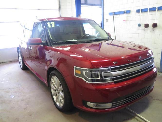 Ford Flex Limited Awd Limited Dr Crossover