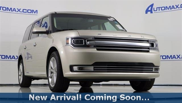 2017 Ford Flex Limited Limited 4dr Crossover