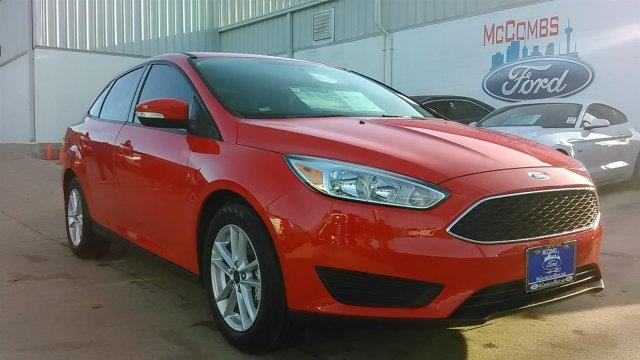 2017 ford focus se se 4dr sedan for sale in san antonio texas