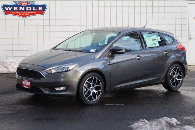 2017 ford focus sel sel 4dr hatchback for sale in spokane washington classified. Black Bedroom Furniture Sets. Home Design Ideas