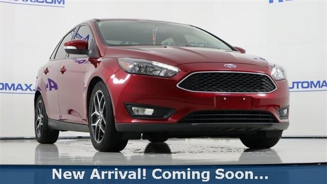 2017 Ford Focus SEL SEL 4dr Sedan