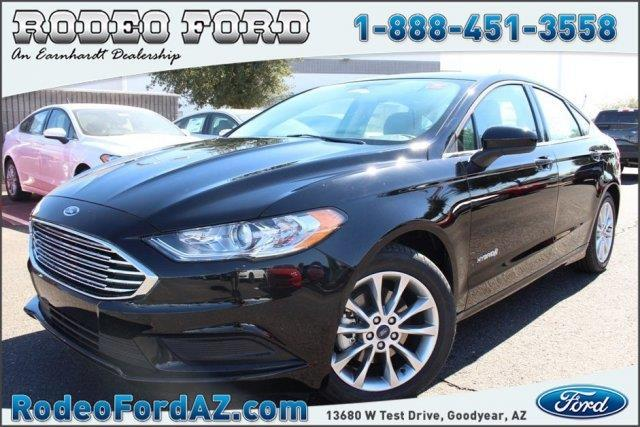 2017 ford fusion hybrid s s 4dr sedan for sale in goodyear arizona. Cars Review. Best American Auto & Cars Review