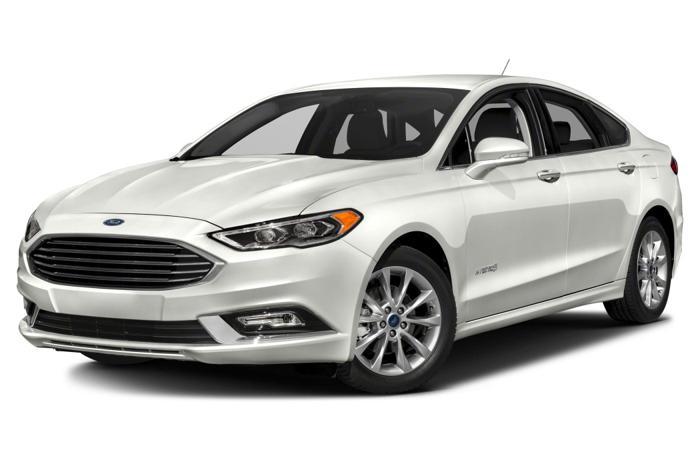 2017 Ford Fusion Hybrid SE SE 4dr Sedan