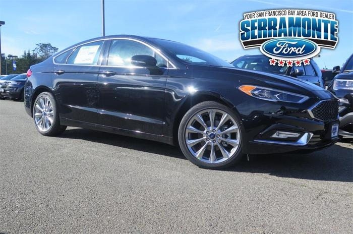 2017 Ford Fusion Platinum Platinum 4dr Sedan