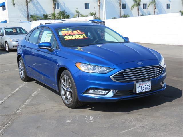 2017 Ford Fusion S S 4dr Sedan